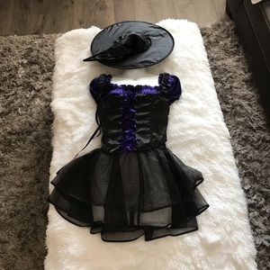 NEW Sexy Witch Halloween Costume
